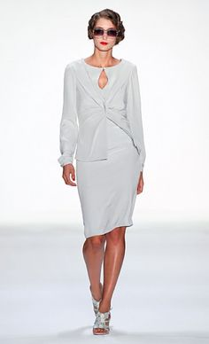 Mercedes-Benz Fashion Week : GUIDO MARIA KRETSCHMER SS2014