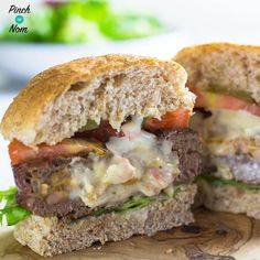 I love a good burger, and these Syn Free Stuffed Burgers are one of the best Slimming World BBQ treats! These feel so naughty but are 100% guilt free.