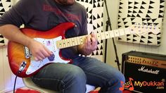 Ana Ekipmanlar;  Marshall JVM 205C Shure SM57 t.c.electronic Impact Twin  https://vimeo.com/121616431  https://soundcloud.com/mydukkan/fender-usa-deluxe-strat-ash-amfi https://soundcloud.com/mydukkan/fender-usa-deluxe-strat-ash-ham https://soundcloud.com/mydukkan/fender-usa-deluxe-strat-ash-reamp  http://www.mydukkan.com/yardim.asp?id=120