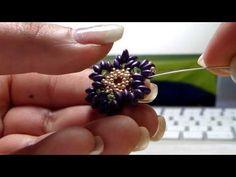 Tutorial Orecchini Maryca - YouTube