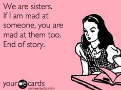 Best Friends Sister, Love My Sister, Sister Sister, We Are Family, Family Love, Sister Quotes, Me Quotes, Sisters Forever, Lol