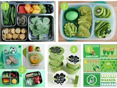 This round-up of the best St Patricks Day activities for kids has so many fun ideas! Crafts, festive food & snacks, Leprechaun traps & tricks, books & more! St Patricks Day Essen, St Patricks Day Food, Saint Patricks, St Patrick Day Snacks, St Patrick Day Activities, Dinners For Kids, Kids Meals, Lunch Snacks, Lunch Box