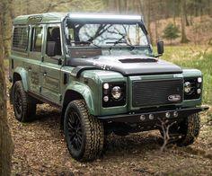 Carlex Land Rover Defender