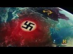 Documentales - La Segunda Guerra Mundial Desde El Espacio Historia Documentales Español - YouTube