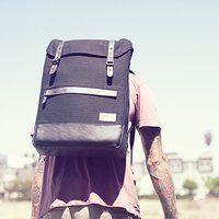 Gallery Cloak Backpack by HEX - $100