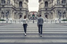 Photographer Zsolt Hlinka, (previously previously is behind a new series entitled Reflection of Emotion. Artist imagined symmetrical places where he placed a couple on both sides of the imag… Acrylic Photo Prints, Quality Photo Prints, Color Depth, Photo Series, Photo Essay, Mirror Image, Budapest, Service Design, Surrealism