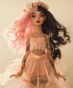 You bet your bum that when I have a kid they will have a Melanie Martinez doll