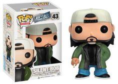 Funko Pop! Movies: Jay and Silent Bob Strike Back - Silent Bob