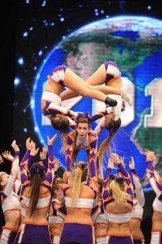 Pacific Coast Magic as :) :) Cheer Coaches, Cheer Stunts, Cheer Dance, All Star Cheer, Cheer Mom, Cheer Poses, Cheer Hair, Cheer Pictures, Pacific Coast