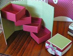 KB Papercraft: Boxes and Bags