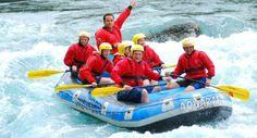white water rafting fethiye