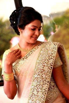 It's quite a struggle for Christian brides who prefer Saree over Gowns. Why? Lack of variteies and creative stuff with while sarees. Some of them want it trendier and obviously with more designs, a...