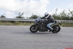 Energica Ego: superbike from Italy