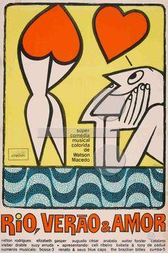 Cartaz de Rio, Verão & Amor (1966)