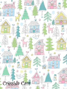 Available on Spoonflower Fabric or to licience