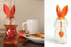 Hunny Bunny Honey Jar - Neatorama