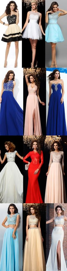 2016 New Arrival via QueenaBelle!! 100+ Styles Prom Dresses Hottest Sales!