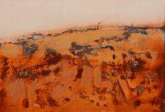 Robert Juniper Contemporary Landscape, Abstract Landscape, Landscape Paintings, Abstract Art, Landscapes, Australian Artists, Art Blog, Printmaking, Texture