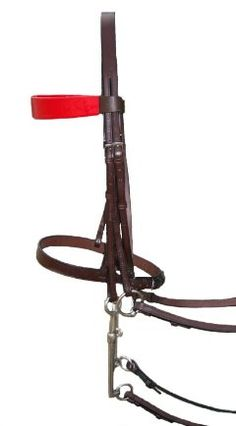 Perfection SS Pro Weymouth Show Bridle