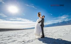 #wedding Photography #prewedding photography shot at #Death Valley Mo Studio www.mophotostudio...