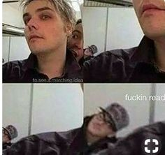 My Chemical Romance / Mikey Way /Gerard Way