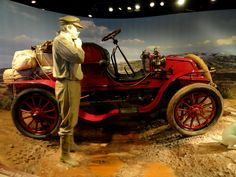 Jackson's Winton is now in the National Museum of American History