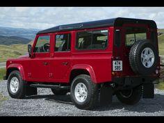 2013 Land Rover Defender. ❦