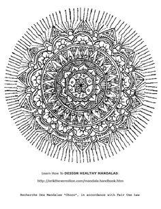 free printable mandala coloring pages find more free downloads below