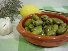 Alma de Azúcar: Aceitunas de Cornezuelo de Jaén