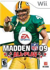 Madden 09 All-Play Wii
