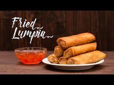 Chagi   Fried Lumpia - YouTube