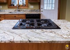 Leathered Typhoon Bordeaux Kitchen Northern Granite