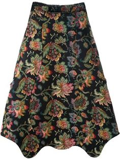 Comme Des Garçons Ladies Skirt