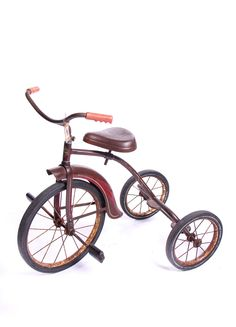 Vintage 1940's tricycle. Made in Waterloo, Ontario, Canada.