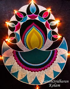 Best Rangoli Designs For Diwali In search of the best Rangoli designs? Here's that well-curated roundup you were looking for! HappyShappy has tons of fresh ideas ranging from peacocks to dots to freehand. Here are the best ideas that Best Rangoli Design, Simple Rangoli Designs Images, Rangoli Designs Latest, Rangoli Designs Flower, Rangoli Border Designs, Small Rangoli Design, Rangoli Patterns, Rangoli Ideas, Flower Rangoli
