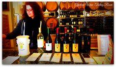 (Another one has just been built). Photo by Gayle Rich-Boxman Wine Tasting Room, Vineyard, Bottle, Flask, Vineyard Vines, Jars