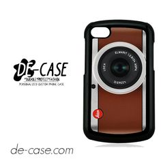 Tanned Leather Leica Camera For Blackberry Q10 Case Phone Case Gift Present YO