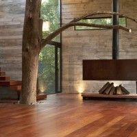 Corallo House by Paz Arquitectura.  Add a roof-top pond with a glass bottom and this may be my dream house.