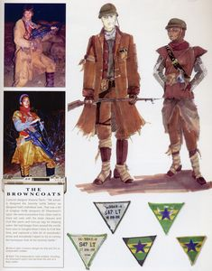 The Browncoat of Serenity Valley Costumes - Join the Ranks! - ScifiHero.NET