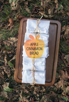apple cinnamon recipe & neighbor gift | Inspired to Share