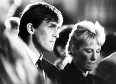 Players' support Liverpool manager, Kenny Dalglish, pictured here with his wife Marina, joined the rest of the Liverpool squad in attending as many of the funerals as possible.
