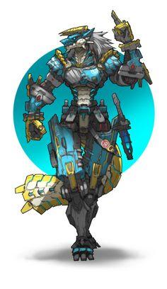 Noisy Pics — Artworks by mole wang Fantasy Character Design, Character Design Inspiration, Character Concept, Character Art, Cyberpunk, Robot Concept Art, Armor Concept, Arte Robot, Mekka