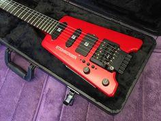 STEINBERGER - HeadlessUSA Guitar & Bass - Hard Shell Cases