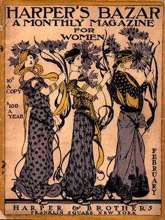 Harper's Bazar 1902-02