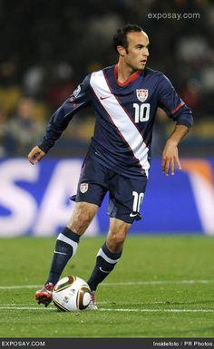 Landon Donovan - USA ! Soccer player my Fav!!! god-s-greatest-creation