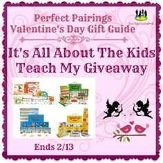 It's All About The Kids Teach My #Giveaway Ends 2/13 @teachmy @SMGurusNetwork http://www.michigansavingandmore.com/its-all-about-the-kids-teach-my-giveaway-ends-213/