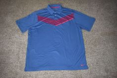 "Nike Mens Victory Polo 381656  Short Sleeve Golf Shirt ""V"" Across Chest XX Large #Nike #PoloShirt"