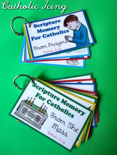 Scripture Memory Car...