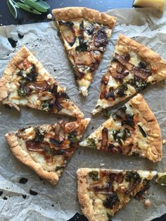 Paleo Pizza Crust [with cassava flour] | Planks, Love & Guacamole