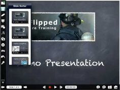 Using Explain Everything App to Help Flip the Classroom